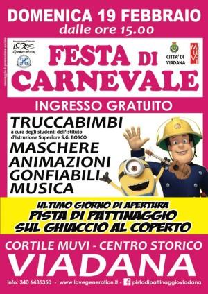 Festa di Carnevale di Viadana