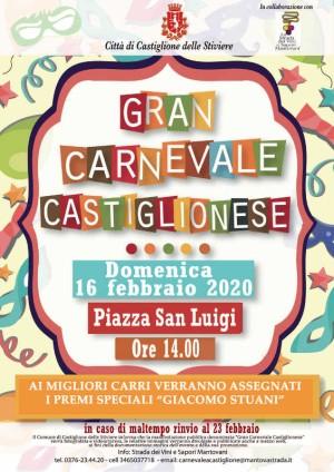Gran Carnevale Castiglionese