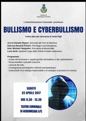 Bullismo e cyber-bullismo