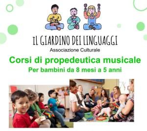 Music Together a Mantova: Corso di Propedeutica Musicale