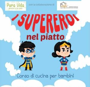 I Supereroi nel piatto