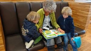 W i Nonni! / Le domande dei bambini
