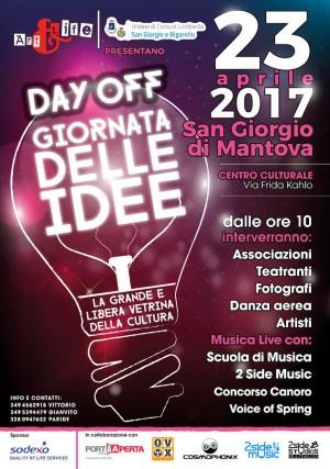 Day Off Giornata delle Idee