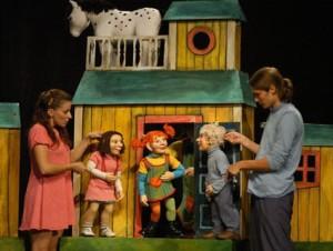 Teatro Famiglie Moglia / Pippi Calzelunghe