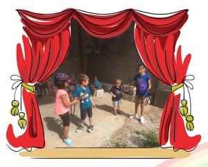 """Laboratorio """"Teatro e Natura"""" per bambini"""