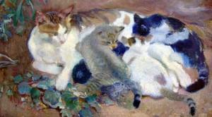 Nove volte gatto, laboratorio per bambini a Palazzo Te