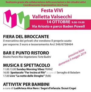 Festa ViVi Valletta Valsecchi