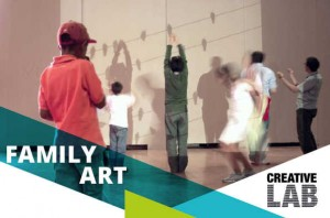 Family Art / L'alfabeto senza un filo di grasso
