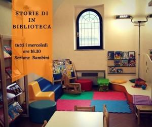 Storie in Biblioteca / In compagnia di Reginald e Tina