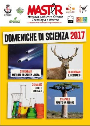 Domeniche di Scienza 2017 / Il bestiario