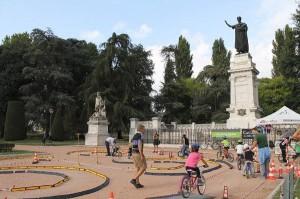 Gimkana per bambini al Bicycle Adventure Meeting