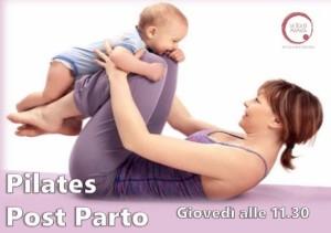 Pilates Post Parto