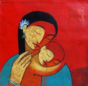 Cerchio di Mamme alla Tela di Mamata