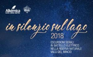 In silenzio sul lago 2018 / Dal tramonto a... lunaria