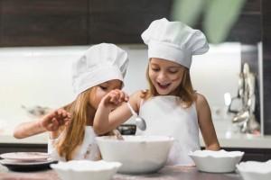 Piccoli Chef in Cucina / W la primavera