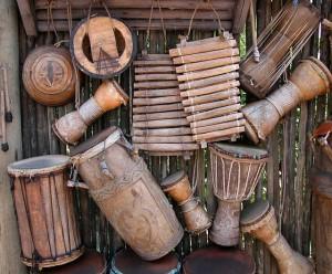 Drum Circle, cerchio di tamburi per bambini e adulti