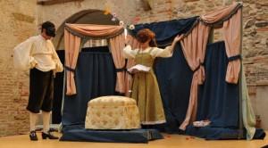 La Cometa, spettacolo presso il Palazzo Ducale di Mantova