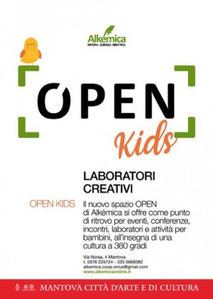 OPEN Kids / Natale creativo