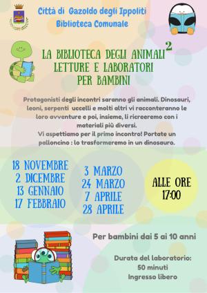 La Biblioteca degli Animali 2