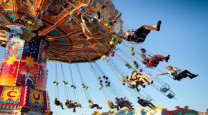Mantova, luna park di Sant'Anselmo 2020 / Festa dello Studente