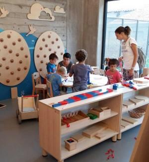 Gonzaga, Montessori in pratica