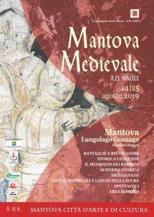 Mantova Medievale A.D. MMXIX / 2019