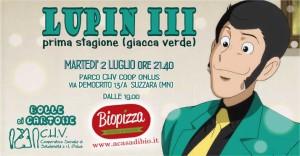 Bolle di Cartone 2019 / Lupin III