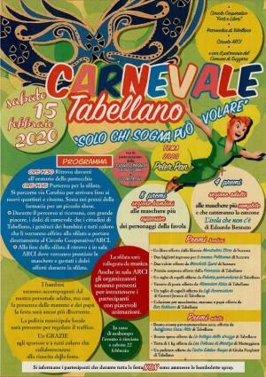 """Carnevale di Tabellano (Suzzara): """"Sogna solo chi può volare"""""""