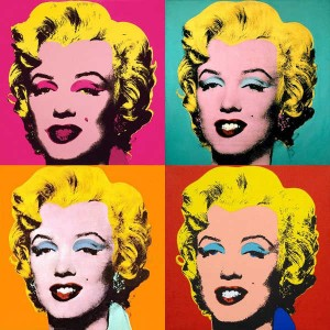 I miei amici artisti / Andy Warhol: come Marilyn