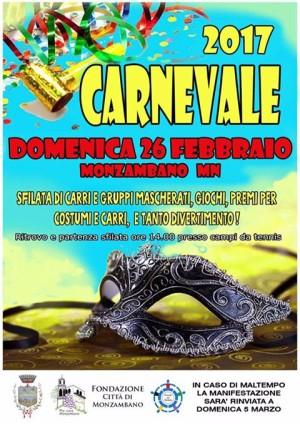 Festa di Carnevale 2017