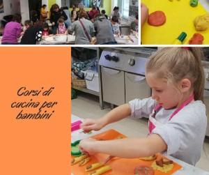 Tradizione e stagionalità: laboratori di cucina per bambini