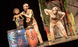 Teatro Famiglie Moglia / Il libro della giungla