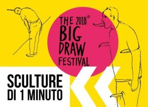 The Big Draw Festival / Sculture in 1 minuto