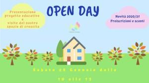 Open Day dai Piedini Scalzi
