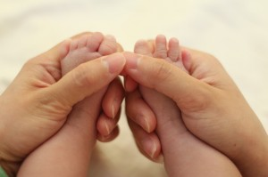 Massaggio Neonatale