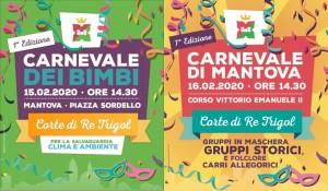 Carnevale dei Bimbi e di Re Trigol 2020