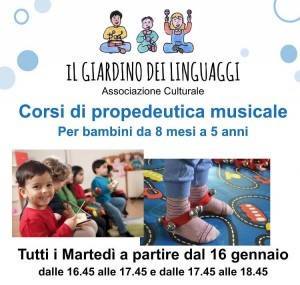 Corso di Propedeutica Musicale
