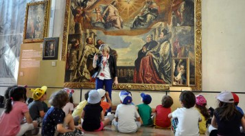 "Palazzo Ducale di Mantova è ""kids friendly"""